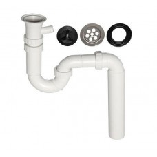 S-water trap Uponor AS 180 B without sealing valve