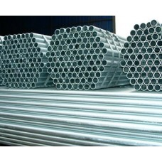 Steel tube galvanized with threaded DN 10 / 17,2x2,35 S195T