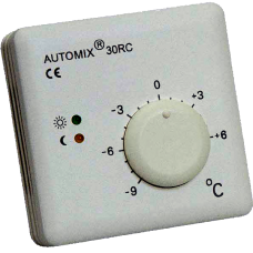 Remote heating adjuster AM 30RC