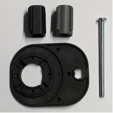 Adaptor kit for mixing valve