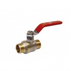 Ball valve 1/2'' male-male thread