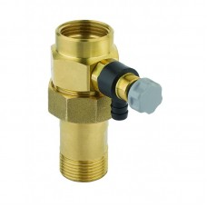 Expansion vessel valve 3/4''