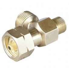 Connector for gas hose, Master