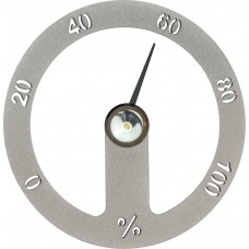 Pisla Earth Hygrometer gray