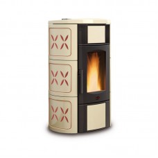 Pellet thermo stove Iside Idro 5,3-20,7kW